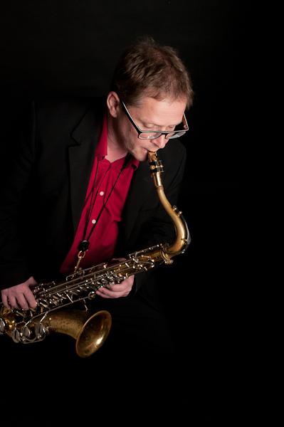 Rainer Theobald Saxophonist Berlin